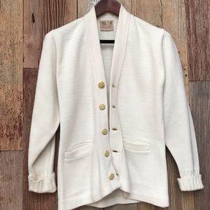 Vintage Triner's Sports Wool Cardigan Small